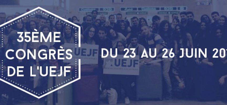 35 ème Congrès de l'UEJF