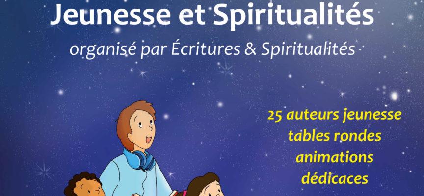 Premier salon du livre « Jeunesse et Spiritualités », le 6 novembre 2016