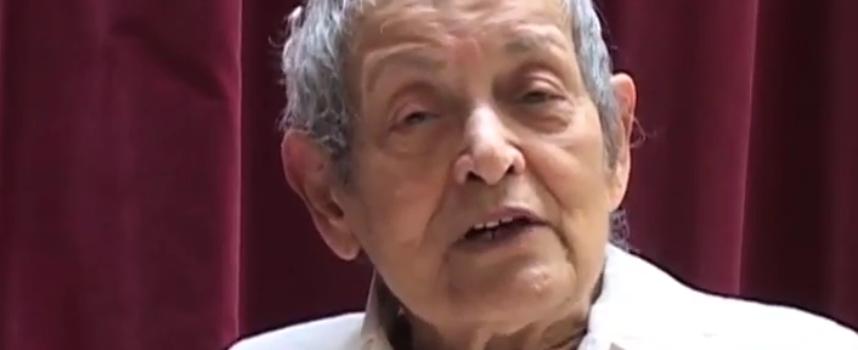 Madame Aqdas Al-Moulôk, journaliste au Proche-Orient, nous a quittés