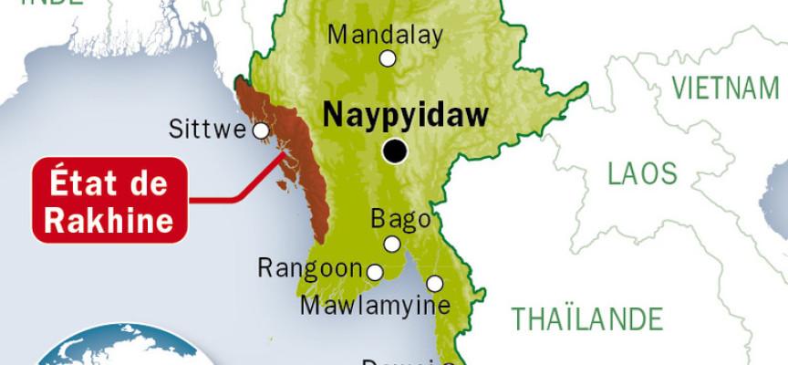Les Rohingya, minorité musulmane persécutée en Birmanie