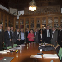 La Fraternité d'Abraham a réuni son comité stratégique