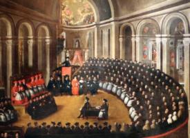Conférence «Le concile de Trente », mardi 12 novembre 2019