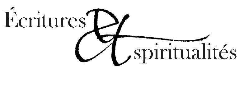 Ecritures et spiritualités