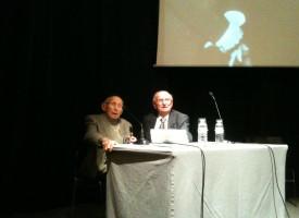 Hommage à Georges Loinger, une soirée riche en émotions