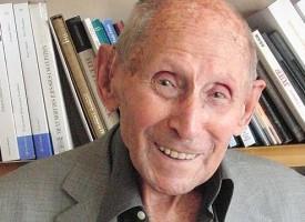 Georges Loinger, doyen de la résistance juive, honoré par l'État d'Israël