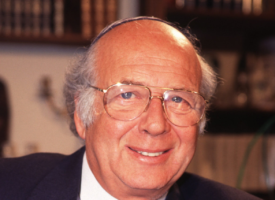 Disparition du Grand Rabbin Josy Eisenberg, compagnon de la Fraternité d'Abraham depuis son origine