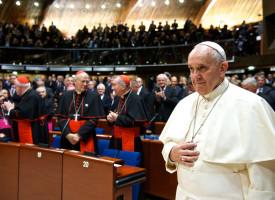 Discours du pape François au Conseil de l'Europe le 25 novembre 2014