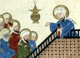 24 janvier 2019 : MUHAMMAD vu par les trois monothéismes