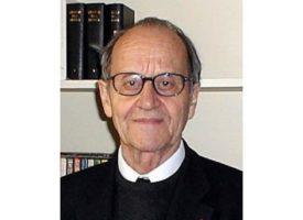 Disparition du Père Michel Lelong