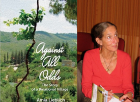 Conférence à Paris sur le livre « Against all odds, the story of a binational village »