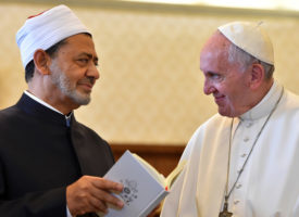 Déclaration du Pape François et du Grand Imam d'Al-Azhar