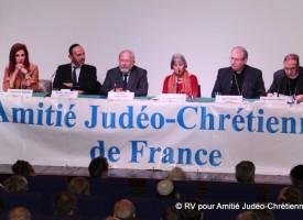 Remise du prix de l'Amitié Judéo-Chrétienne de France à Richard Prasquier