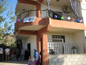 Notre premier Centre de Paix dans l'Akkar, au Nord du Liban