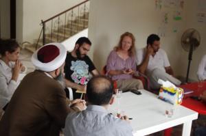 Chrétiens et Musulmans unis pour une cause commune…