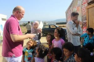 Donner un avenir aux jeunes. Donner un avenir à la Syrie.