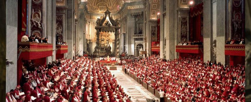Conférence : Le concile Vatican II et l'évolution de la doctrine de l'église catholique à l'égard des autres religions