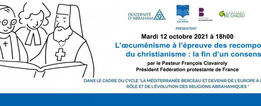 Conférence sur l'œcuménisme