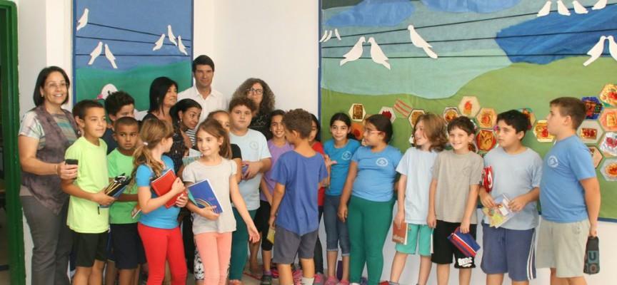 Visite du Village de Neve Shalom Wahat as Salam par l'Ambassadeur de France en Israël Monsieur Patrick Maisonnave